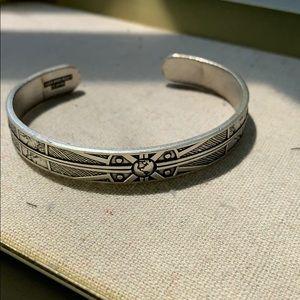 ALEX AND ANI Compass Cuff bracelet
